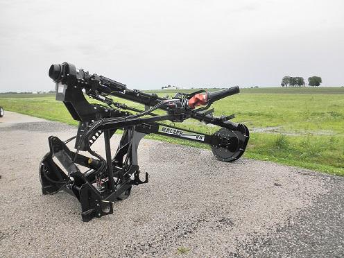 Balzer V-6 Pump